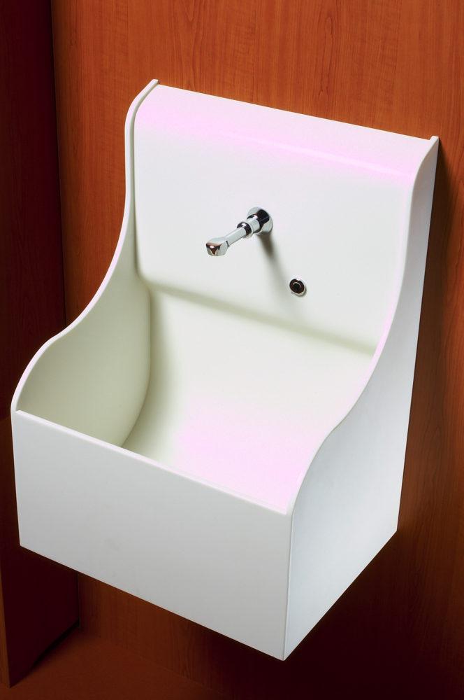 Lave-mains en Corian®