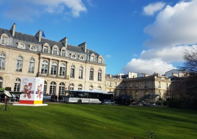 Great Exhibition of Made in France at the Elysée Palace