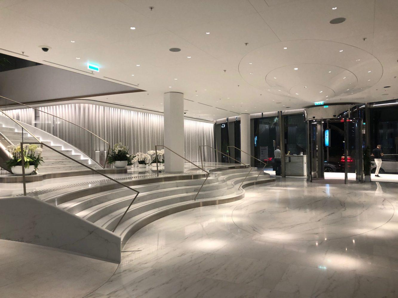 Hôtel JW Marriott (Hôtel 5*) à Cannes