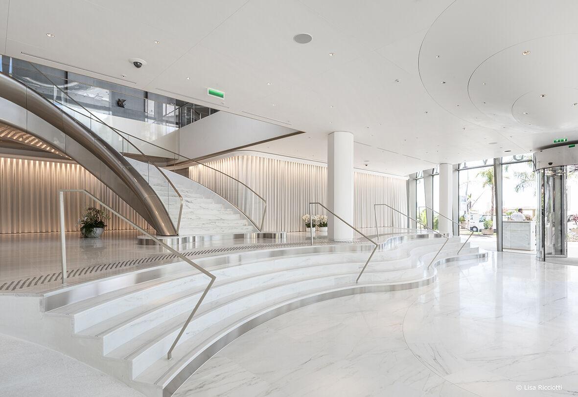 Hôtel JW Marriott Hôtel 5* à Cannes
