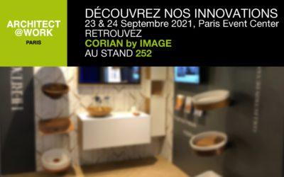 IMAGE expose à Architect@work PARIS